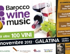 Prima Edizione del Barocco Wine Music
