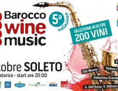 Quinta Edizione del Barocco Wine Music